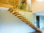 ST27 Floating Oak Stairs