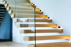 ST27 Floating Oak Stairs (4)