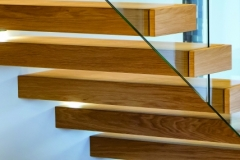ST27 Floating Oak Stairs (5)