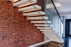 ST34 Withe Floating Stairs (2)