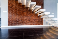 ST34 Withe Floating Stairs (3)